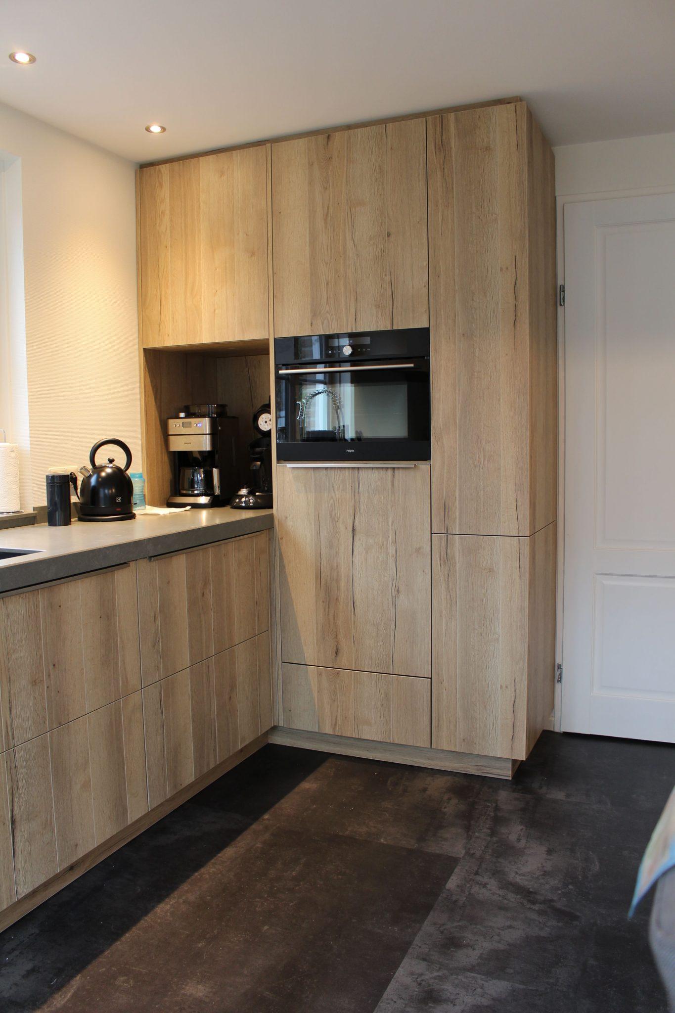 Geliefde Hout met beton | Tolkamp Keukens &JZ75